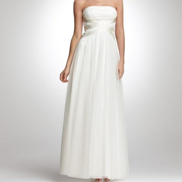 Ann Taylor Dresses Ann Taylor Georgina Wedding Dress Poshmark